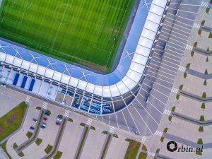 Stadion z lotu ptaka