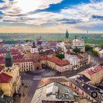 Fotografia z powietrza - Lublin_
