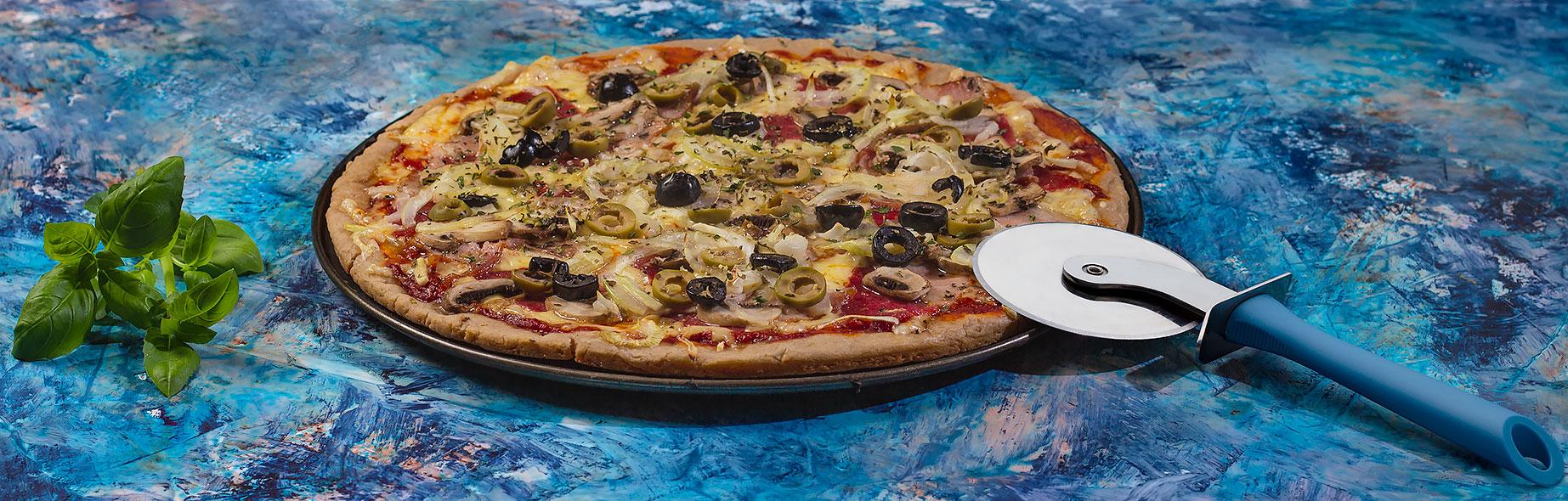 Pizza - fotografia kulinarna - Orbin studio