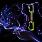 Ekspres wspinaczkowy dym - fotografia reklamowa Orbin.pl
