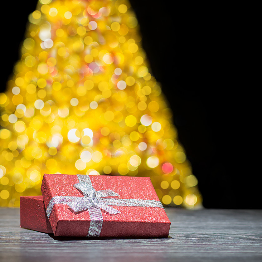 Pudełko-prezentowe orbin