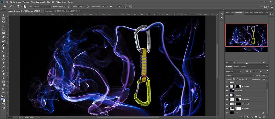 Obróbka zdjęć produktowych Orbin Studio