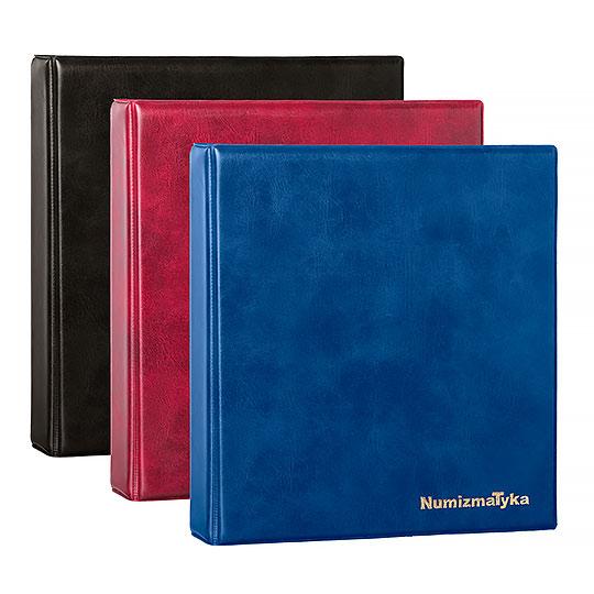 Klaser Numizmatyczny 3 kolory - Packshot - Orbin Studio