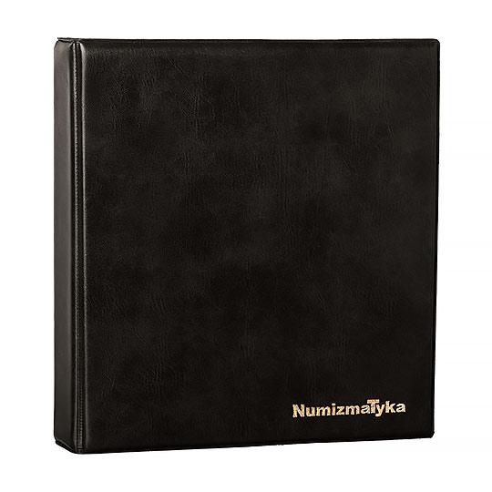 Klaser Numizmatyczny czarny - Packshot - Orbin Studio
