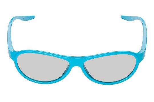 Okulary Niebieskie Packshot - Orbin Studio 02
