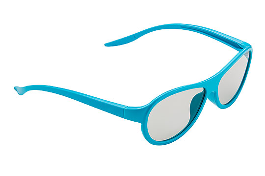Okulary Niebieskie Packshot - Orbin Studio Z 01