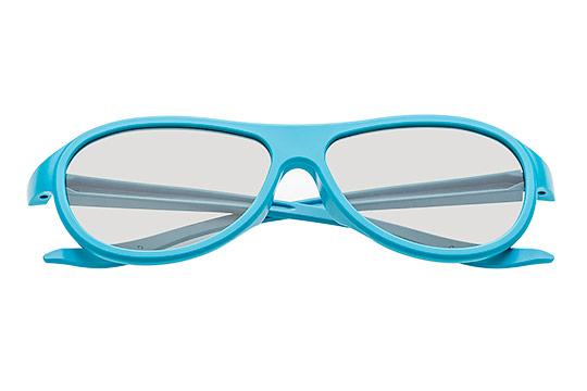 Okulary Niebieskie Packshot - Orbin Studio Z 03