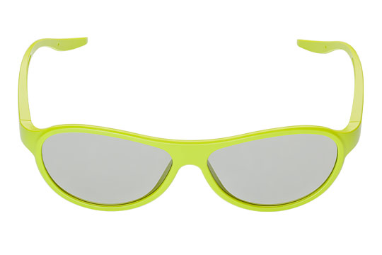 Okulary Zielone Packshot - Orbin Studio 02