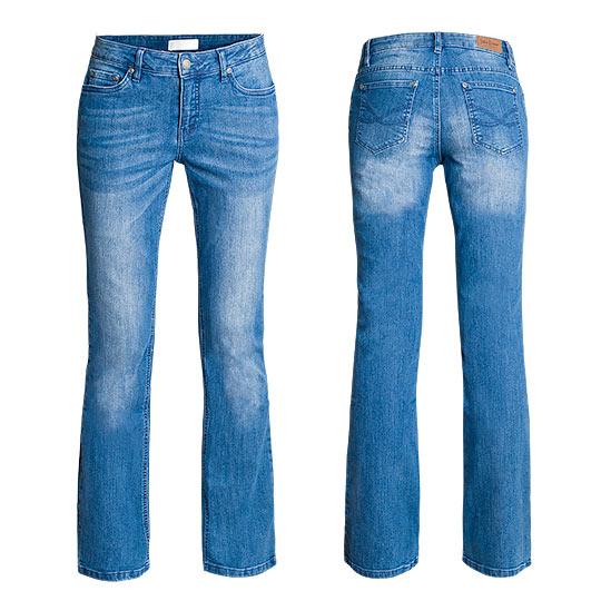 Spodnie 2 Dżins zdjęcie typu duch Orbin