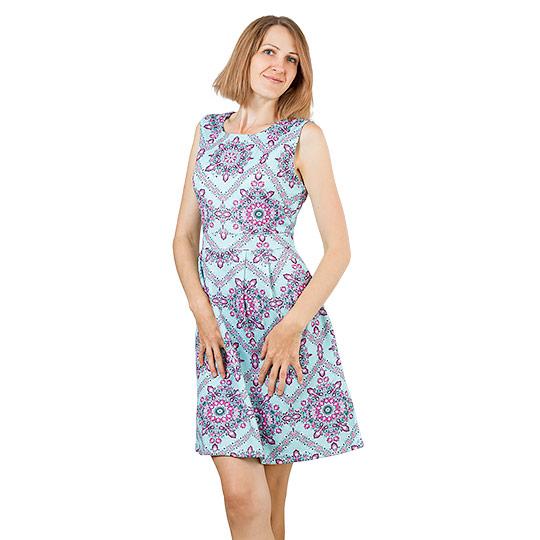Lookbook sukienka Orbin 02