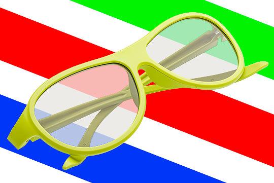 Okulary szparowanie