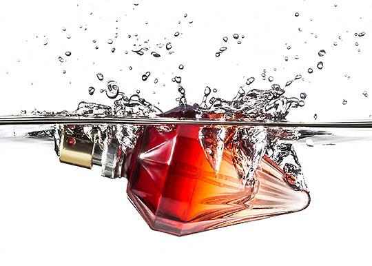 Perfumy - fotografia reklamowa - orbin